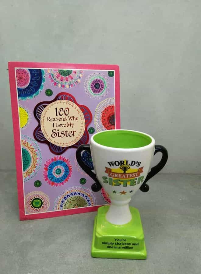Trophy For Your Sister Gifts Less Than 600 Tinysurprise Gifts
