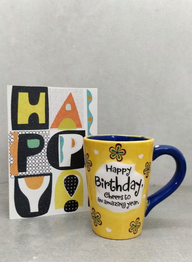 Tall Birthday MUG