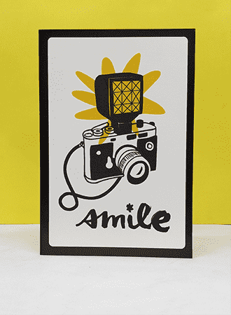 A day to smile