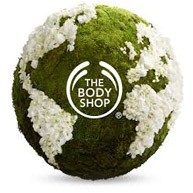 The Body shop gift voucher