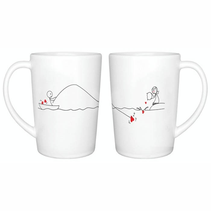 Catch my Love MUG