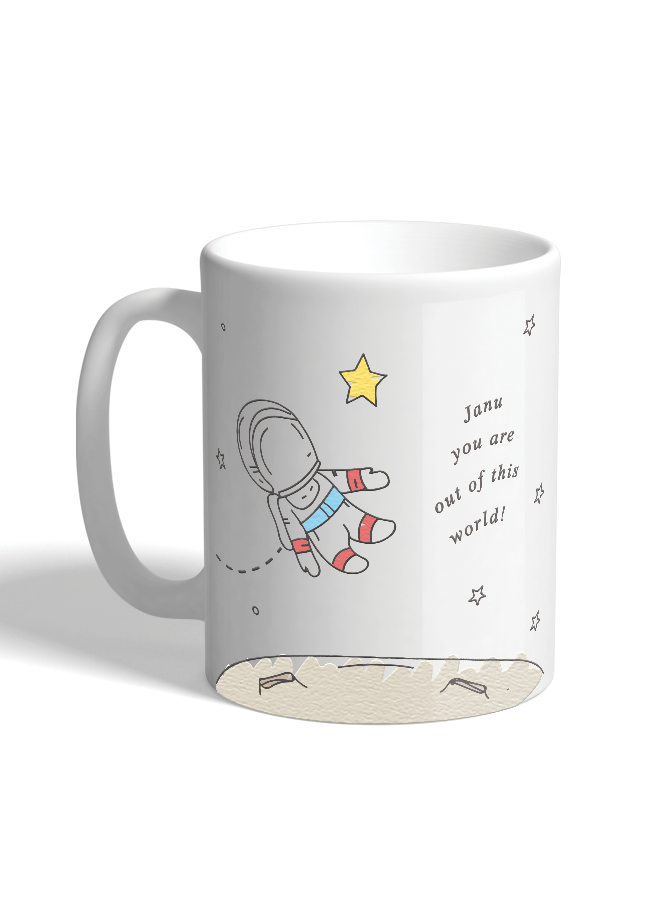 Out of the world MUG