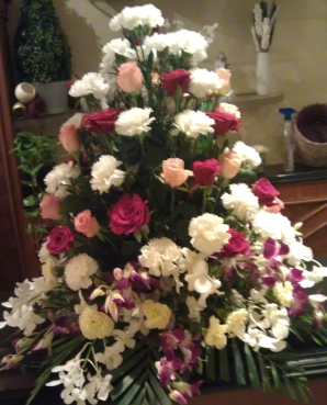 BIG bouquet for weddings